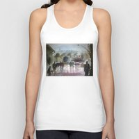 istanbul Tank Tops featuring ISTANBUL by Baris erdem