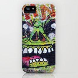 MONSTRE iPhone Case