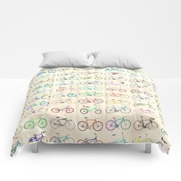 Bikes Comforters