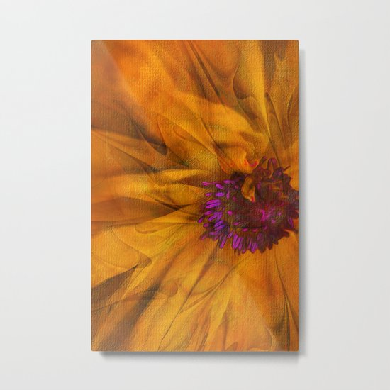 The Beauty of Maturity Metal Print