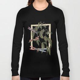 Dragonflies (A Study) Long Sleeve T-shirt