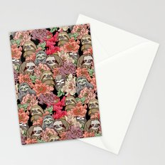 Because Sloths Stationery Cards