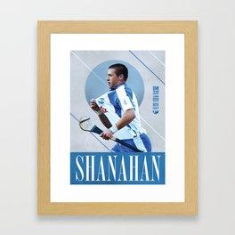 GAA Posters – Dan Shanahan Framed Art Print