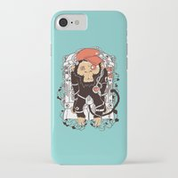 hiphop iPhone & iPod Cases featuring Rocket Monkeys by Steven Toang