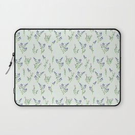 Lavender and Thyme Laptop Sleeve