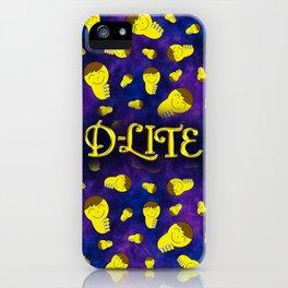D-Lite Dkun Galaxy iPhone Case