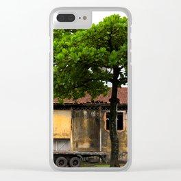 Armazém 1 Clear iPhone Case