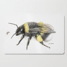 White-tailed bumblebee Cutting Board