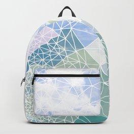 Multicolour Magic Mountains Backpack