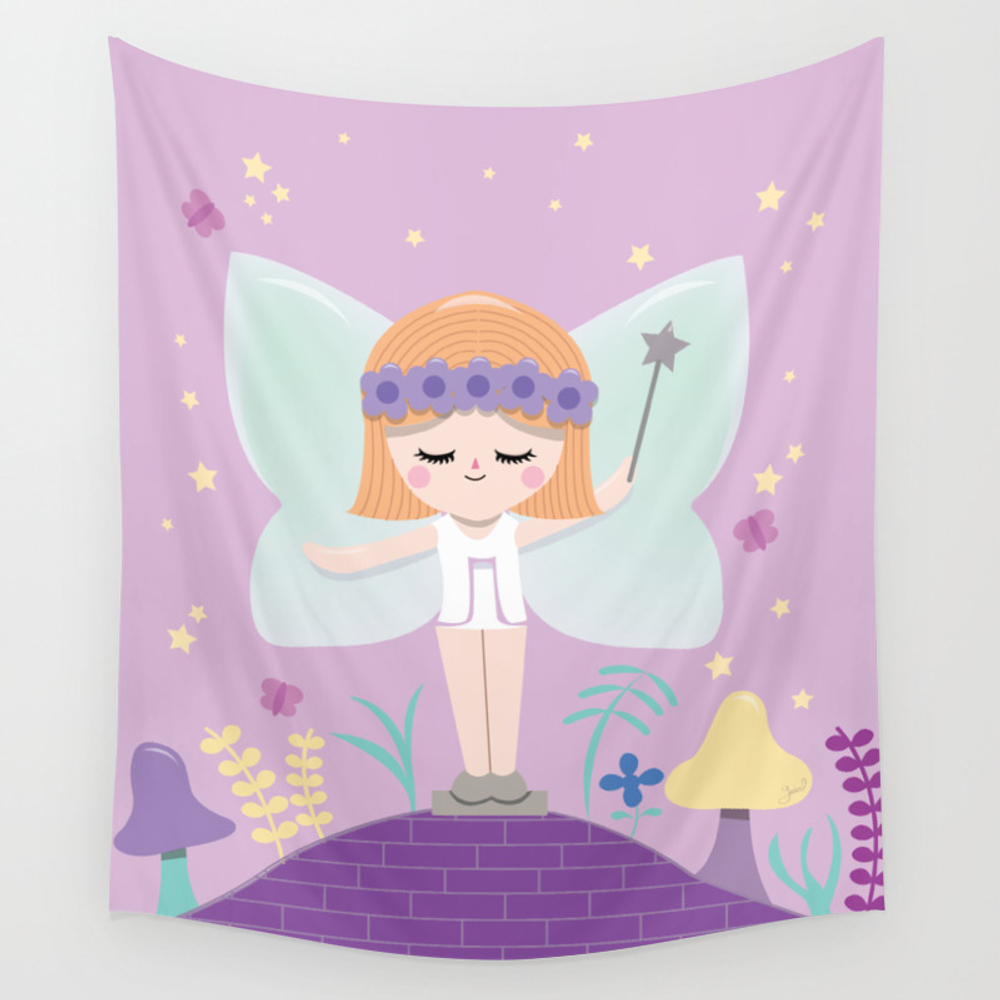 Polly Pocket Ella Tapestry by Guzel TPS7951147