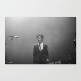 Matty Healy (the1975) Canvas Print