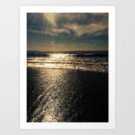 Califoria Art Print