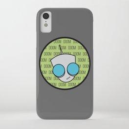 Gir Doom iPhone Case