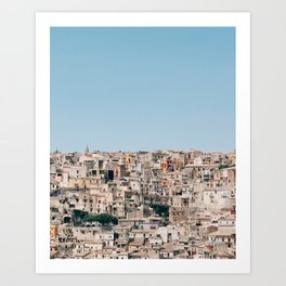 Sicily's wow factor Art Print