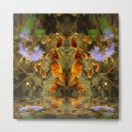 Fairy Mound v.1 Metal Print