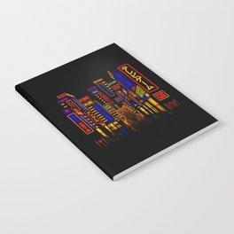 Tokyo Adventure Notebook