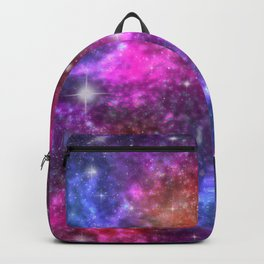 Hot & Cold Space Sparkles Backpack