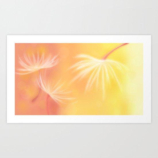 Dandies Art Print