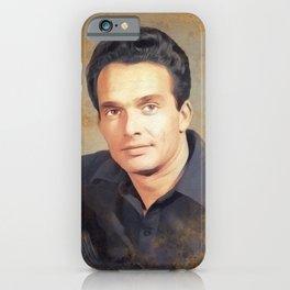 Merle Haggard, Music Legend iPhone Case