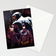 The darkest night Stationery Cards