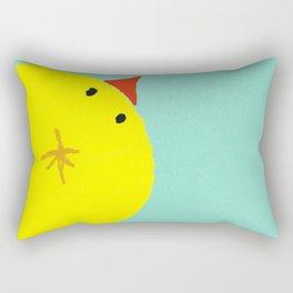 """""""The Peek"""" Rectangular Pillow"""