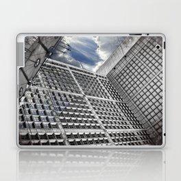Arche de la Défense Paris [Sky cut N°421] France Laptop & iPad Skin