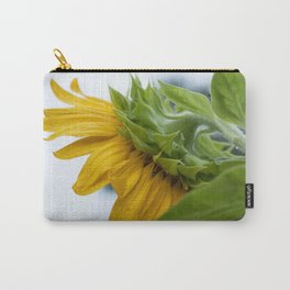 Sunflower in Repose Carry-All Pouch