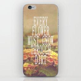 Every Flower iPhone Skin