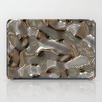 metallic iPad Cases featuring Metallic by LoRo  Art & Pictures