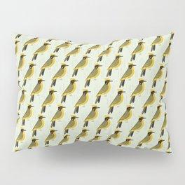 Helmeted Honeyeater | Pattern Pillow Sham