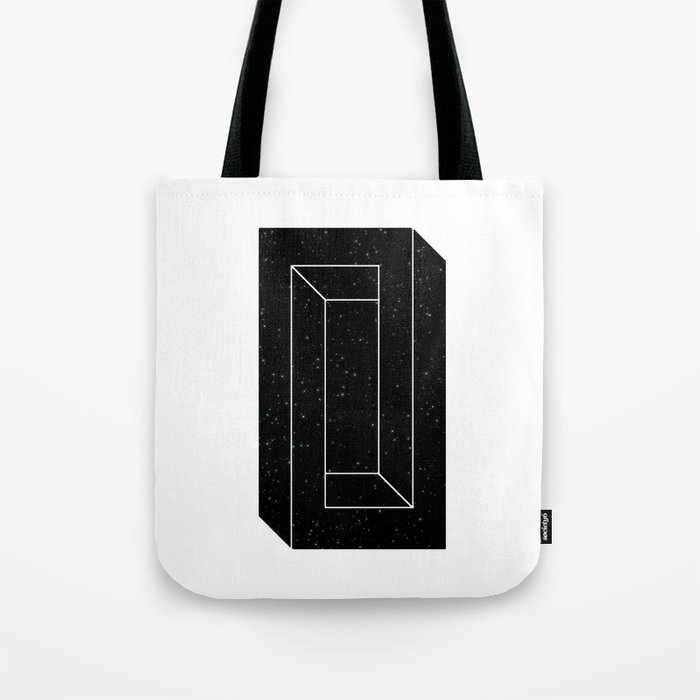 Impossible Space II Tote Bag