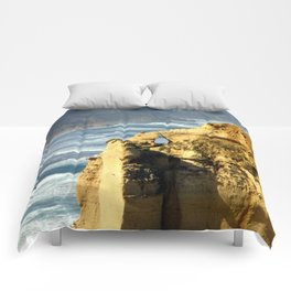 Key Hole Rock #2 Comforters