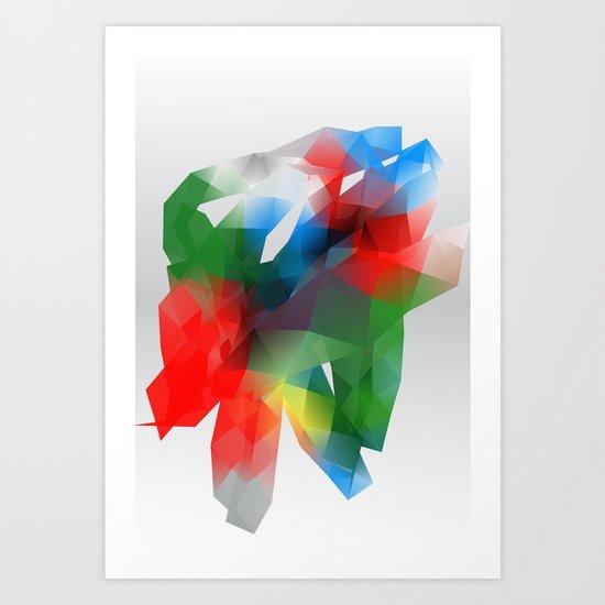 Reform 01. Art Print