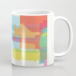 Shapes of Tel Aviv Coffee Mug