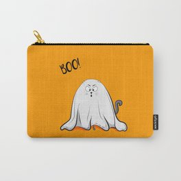 Ghost cat BOO! Carry-All Pouch
