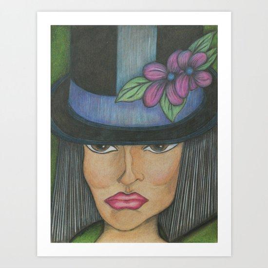 DeVille Art Print