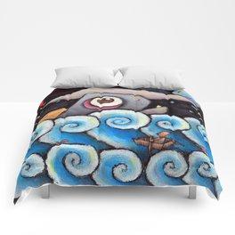 The Wanderer Comforters