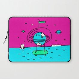 Surreal Planet - Mr Beaker Laptop Sleeve