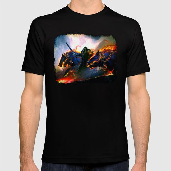 Hellhounds - Painting Style T-shirt