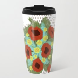 Bouquet #4 Travel Mug