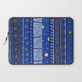 Yzor pattern 010 night Laptop Sleeve