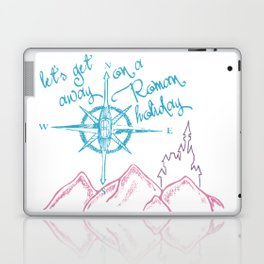 Roman Holiday Laptop & iPad Skin