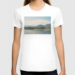 in the shadow of the Alps Garmisch photograph T-shirt