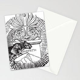 Warpath Stationery Cards
