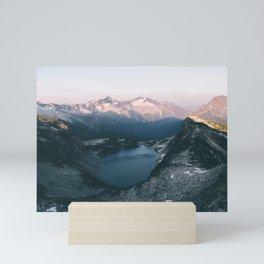 A Perfect Evening Mini Art Print