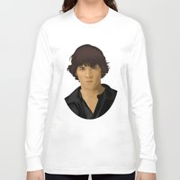 sam winchester Long Sleeve T-shirts featuring Sam Winchester by siddick49