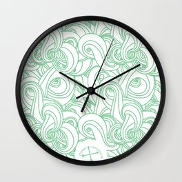 Stormy Adventures Wall Clock