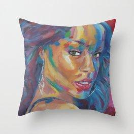 Rhianna Throw Pillow