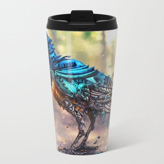 The Colours Fade Metal Travel Mug