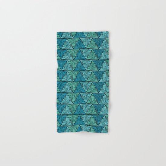 geometric II Hand & Bath Towel